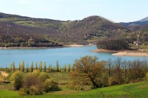 Lago di Bilancino, Mugello
